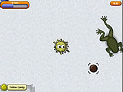 Play Tasty planet - dinotime Game