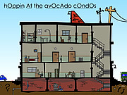 Hoppin' At The Avocado Condos game