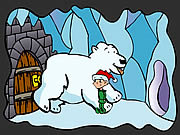 Play Alfie s north pole adventure Game