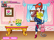 Talented Fashion Designer game