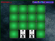 Play Pair mania - black and white Game