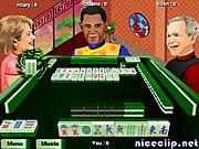 Play Obama traditional mahjong Game