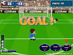 Soccer Ball game