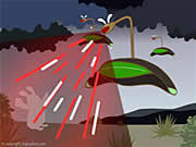 Watch free cartoon The War Of The Worlds in 30 Seconds