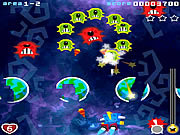 Invaders Catch! game
