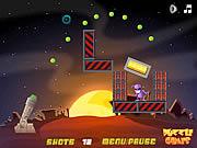 Alien Blaster game