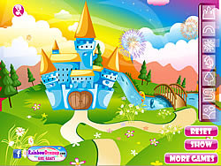 Fantasy Castle game