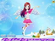 Play Happy christmas angel Game