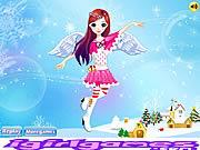 Happy Christmas Angel game