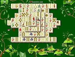 Mahjong Gardens game