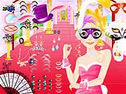 Masquerade Dress Up game