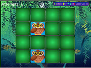 Play Pair mania - cartoon creatures 3 Game