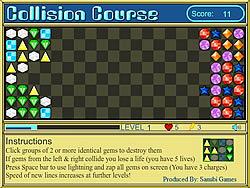 Collision Course game