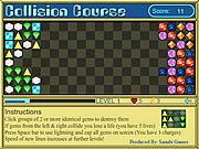 Play Collision course Game