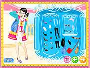 Spring Fashion game
