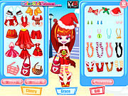 Color Girls Christmas Shopping game