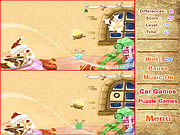 Play Christmas 2011 differences 3 Game