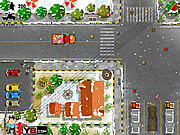 Santa Truck Parking game