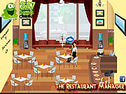 The Restaurant Manager game
