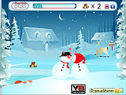 Snow Kiss Fun game
