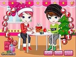 Christmas Wrapping game