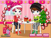 Play Christmas wrapping Game