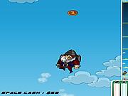 Rocket Santa game