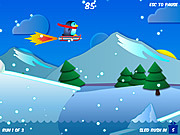 Play Sled rush Game