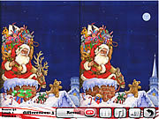 juego Christmas 2011 Hidden Objects 2