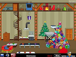 Elf House Escape game