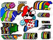 Jogar jogo grátis Mario Dressup
