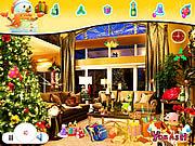 Play Kids christmas room Game