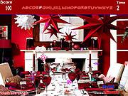Christmas Hidden Alphabets game
