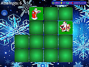 Play Classic christmas match Game