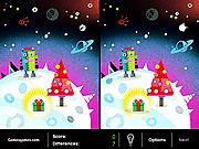A Robots Christmas game