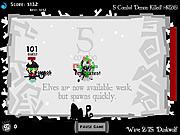 Ultimate Santa Battle game