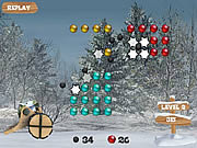 Play Merry christmas balls Game