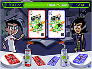 Danny Phantom: Dueling Decks game