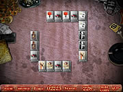 Play North gang mahjong Game