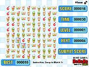Play Ice cream tri match Game