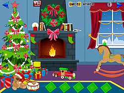 Gathe Escape-Christmas Eve game