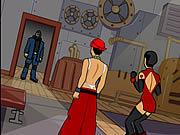 Vea dibujos animados gratis Rolling Red Knuckles I