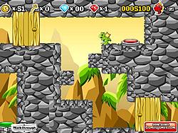 Dino Duet game