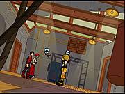 Vea dibujos animados gratis Rolling Red Knuckles II