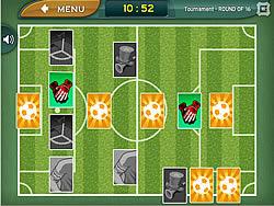 Soccer Memory Tournament game