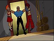 Xem hoạt hình Rolling Red Knuckles III miễn phí