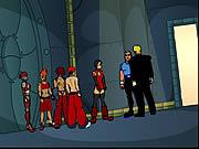 Vea dibujos animados gratis Rolling Red Knuckles IV