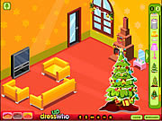 Play Winter lodge deco Game