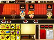 Play Cake bar Game
