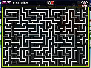 Play Christmas maze Game